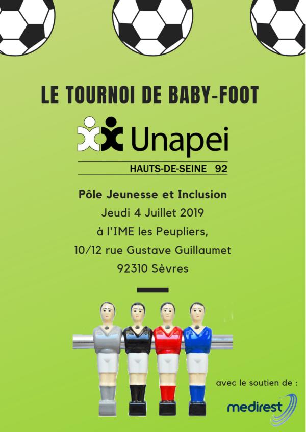 Tournoi de baby-foot