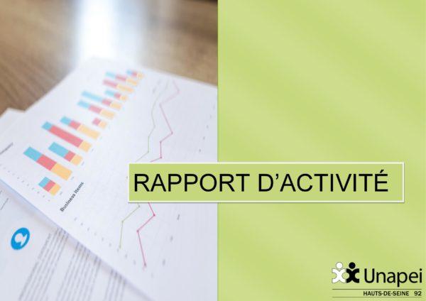 Rapports d'Activité