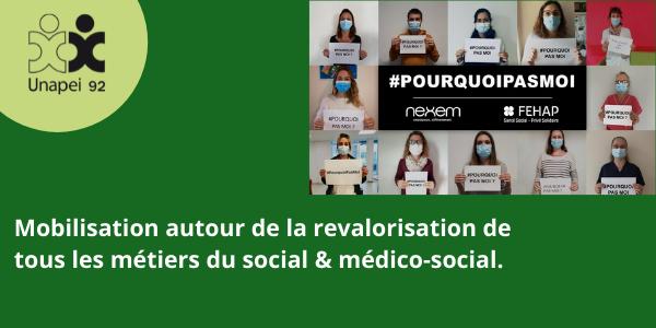 15 juin 2021 : Mouvement national des personnels du secteur social et médicosocial