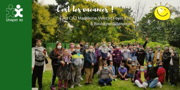 Pique-nique & Barbecue au CAJ Madeleine Vinet